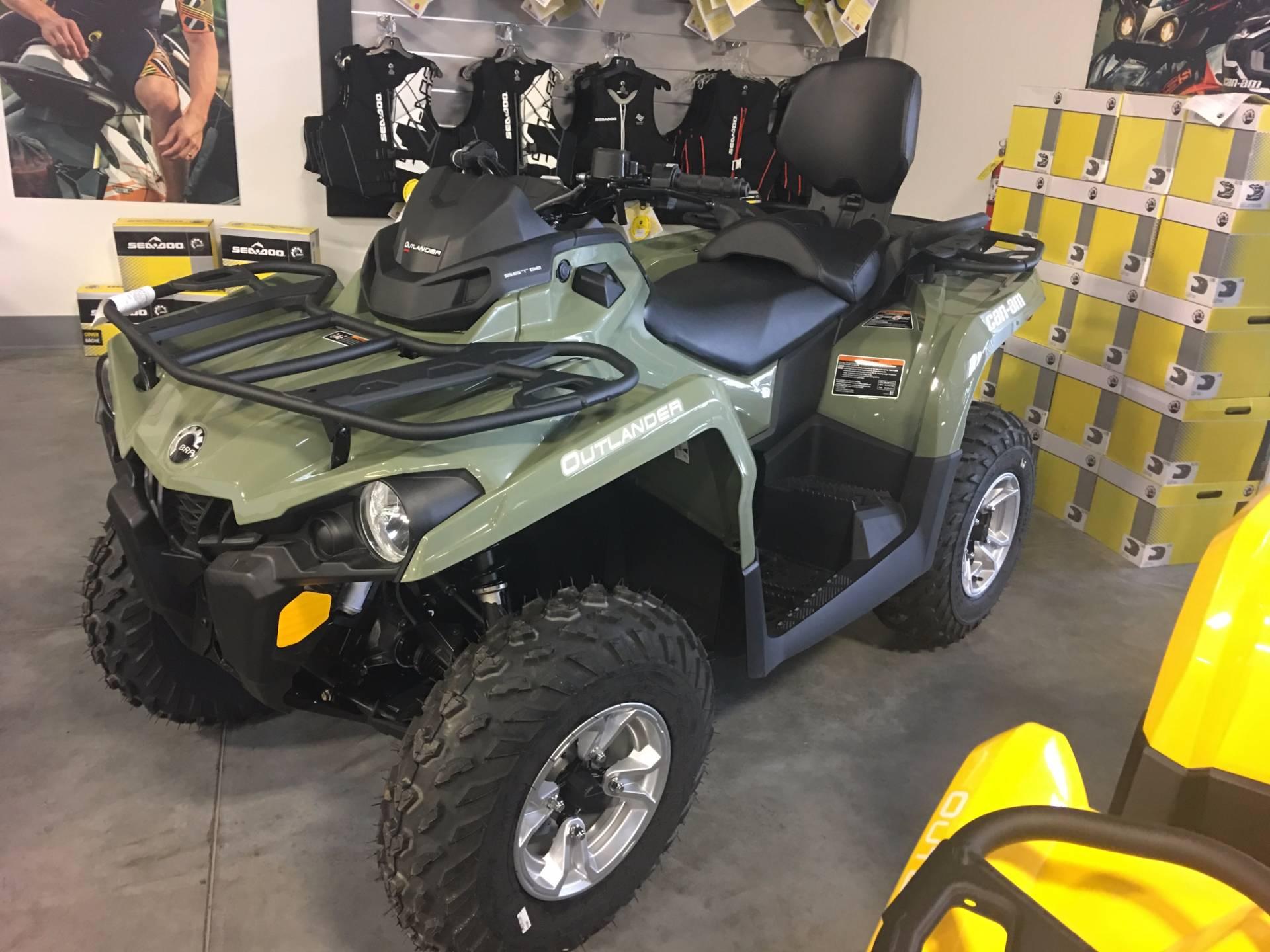2017 Can-Am Outlander MAX DPS 570 in Las Vegas, Nevada