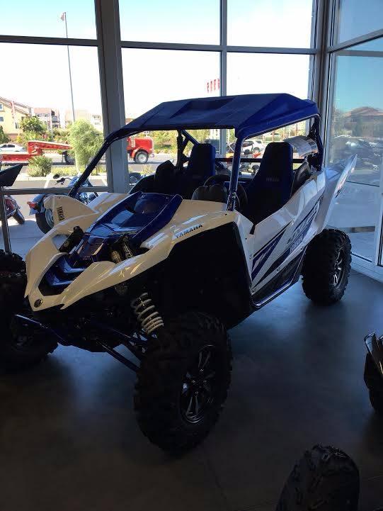 2017 Yamaha YXZ1000R SS in Las Vegas, Nevada