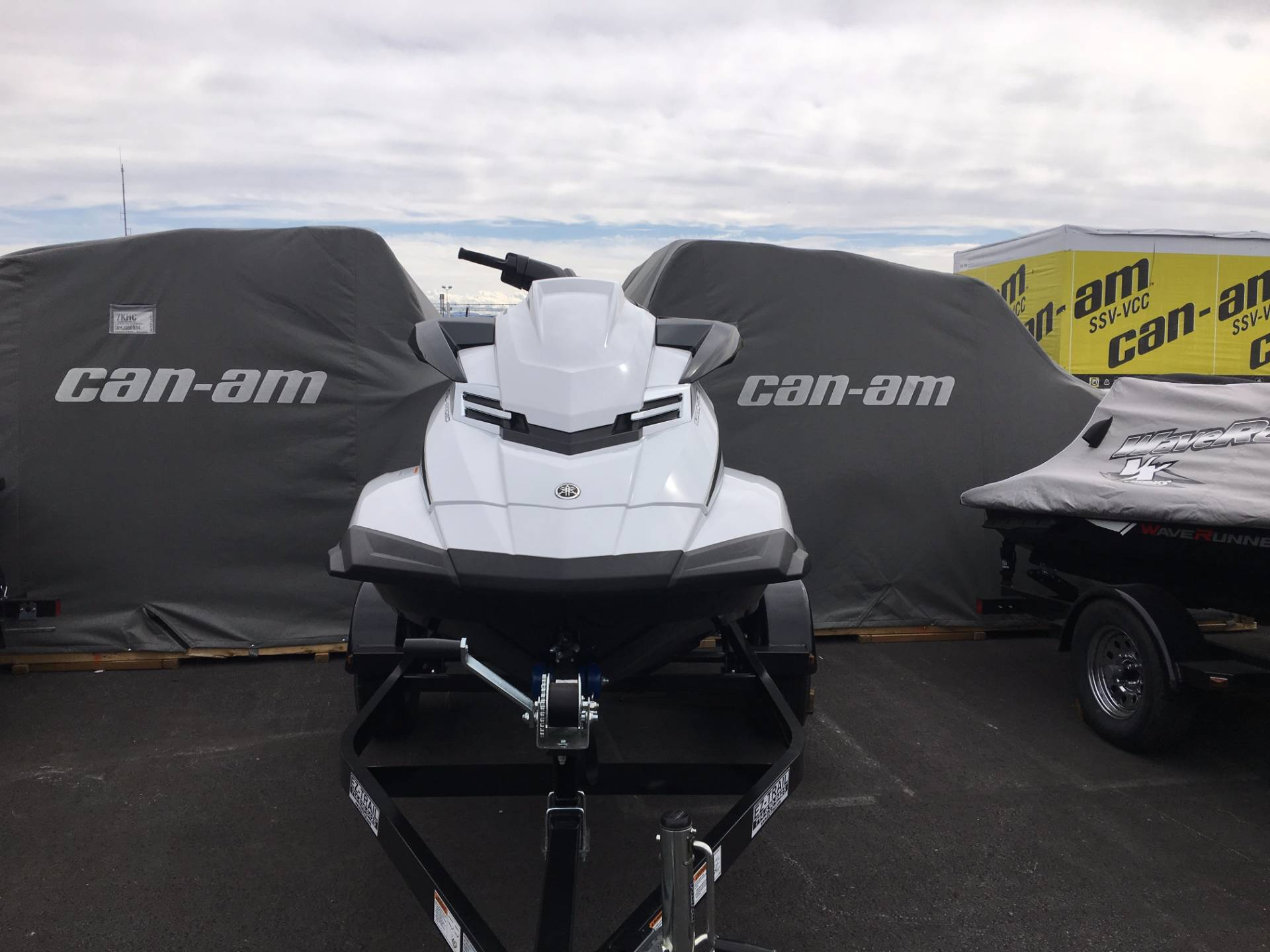 2016 Yamaha FX Cruiser SVHO for sale 25939