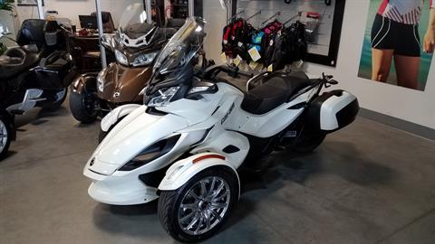 2013 Can-Am Spyder® ST Limited in Las Vegas, Nevada