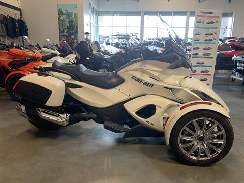2013 Can-Am Spyder® ST Limited in Las Vegas, Nevada - Photo 1