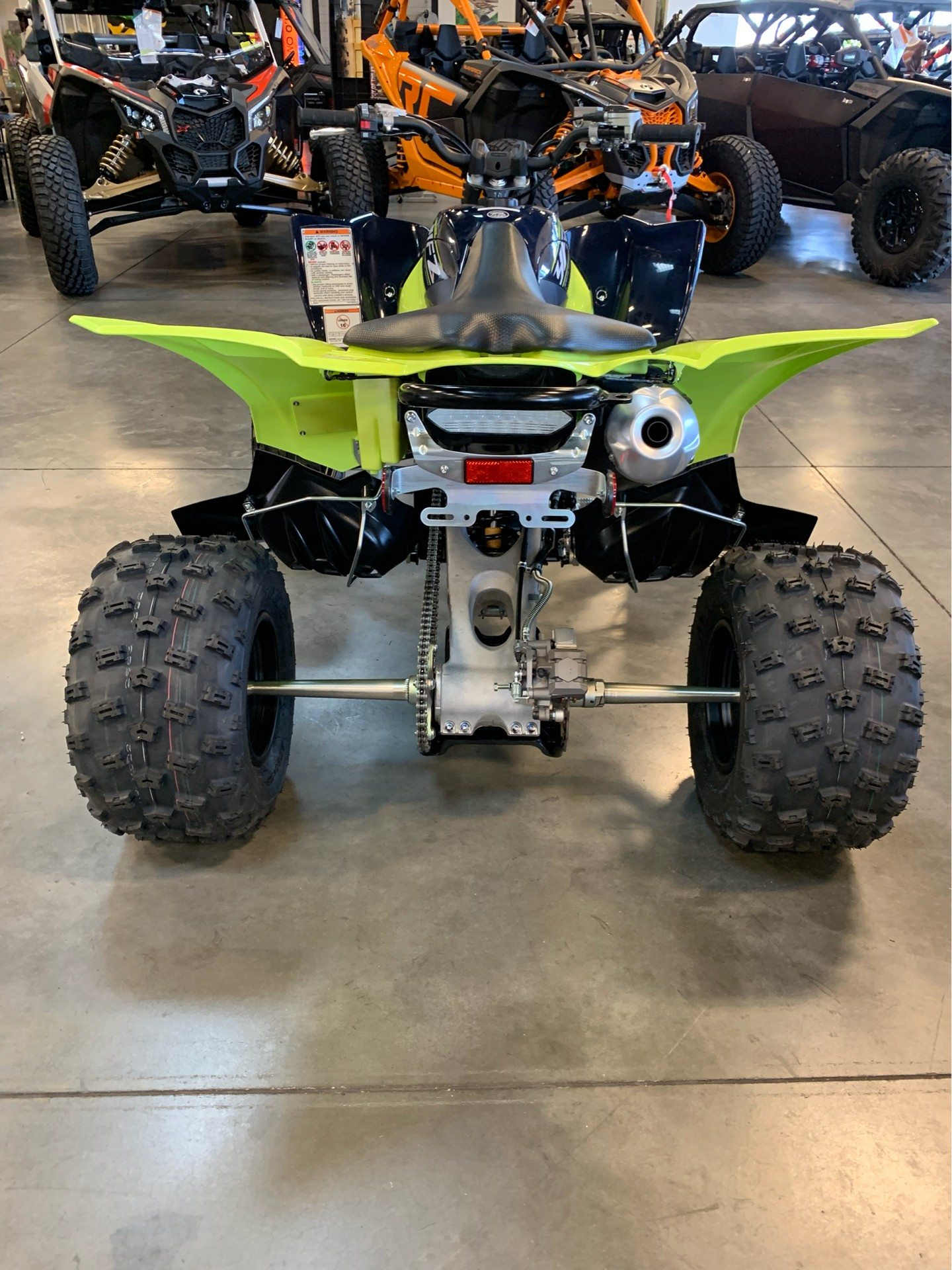 2020 Yamaha YFZ450R SE in Las Vegas, Nevada - Photo 4