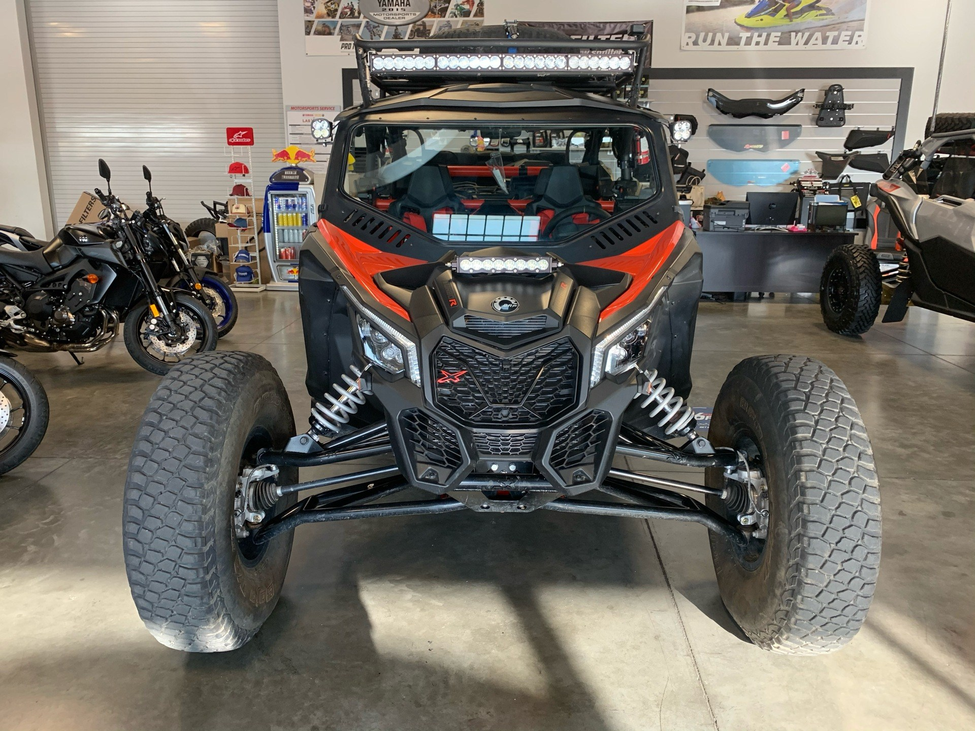 2018 Can-Am Maverick X3 Max X rs Turbo R in Las Vegas, Nevada - Photo 1