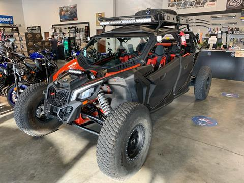 2018 Can-Am Maverick X3 Max X rs Turbo R in Las Vegas, Nevada - Photo 2