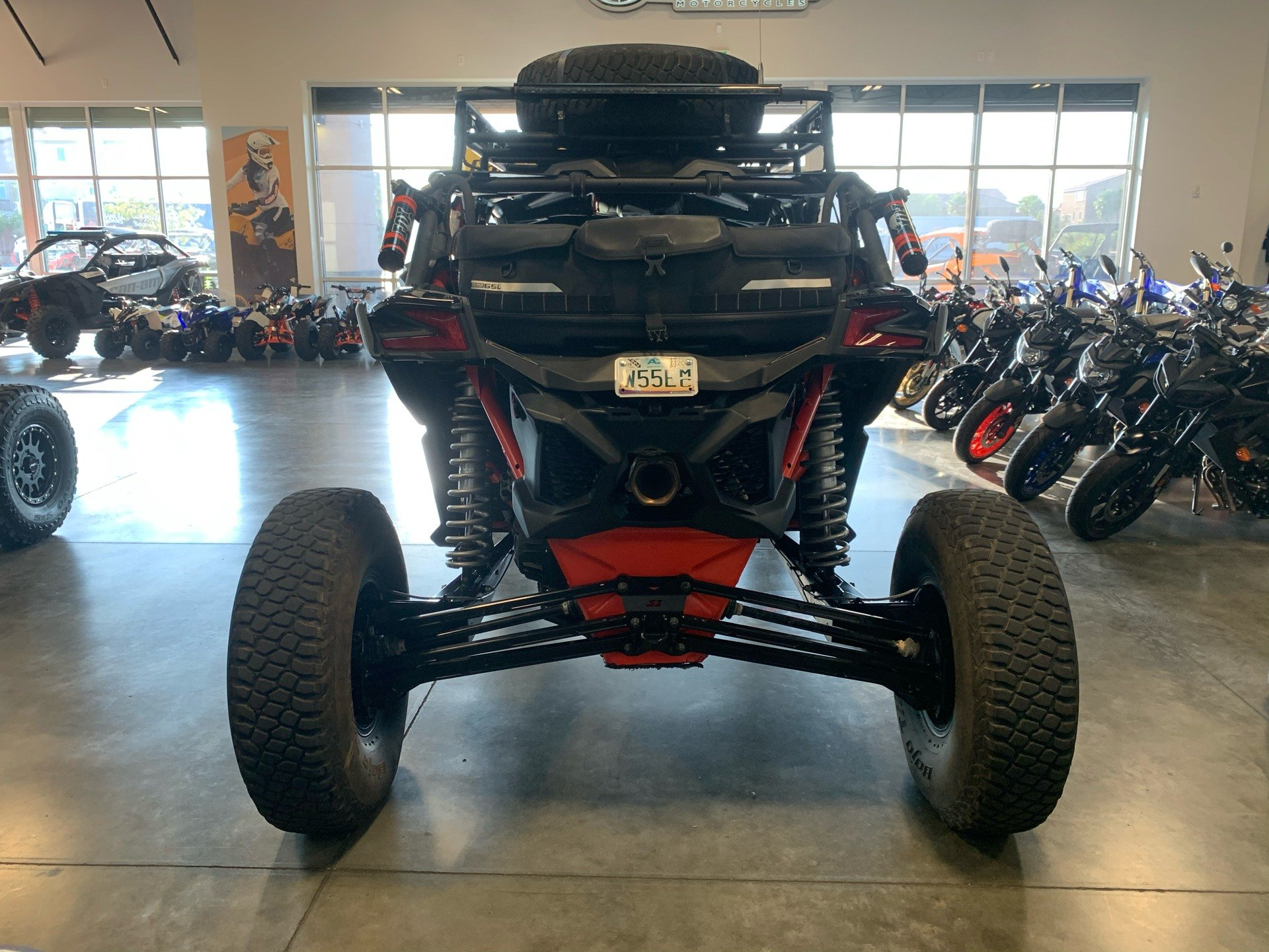 2018 Can-Am Maverick X3 Max X rs Turbo R in Las Vegas, Nevada - Photo 5