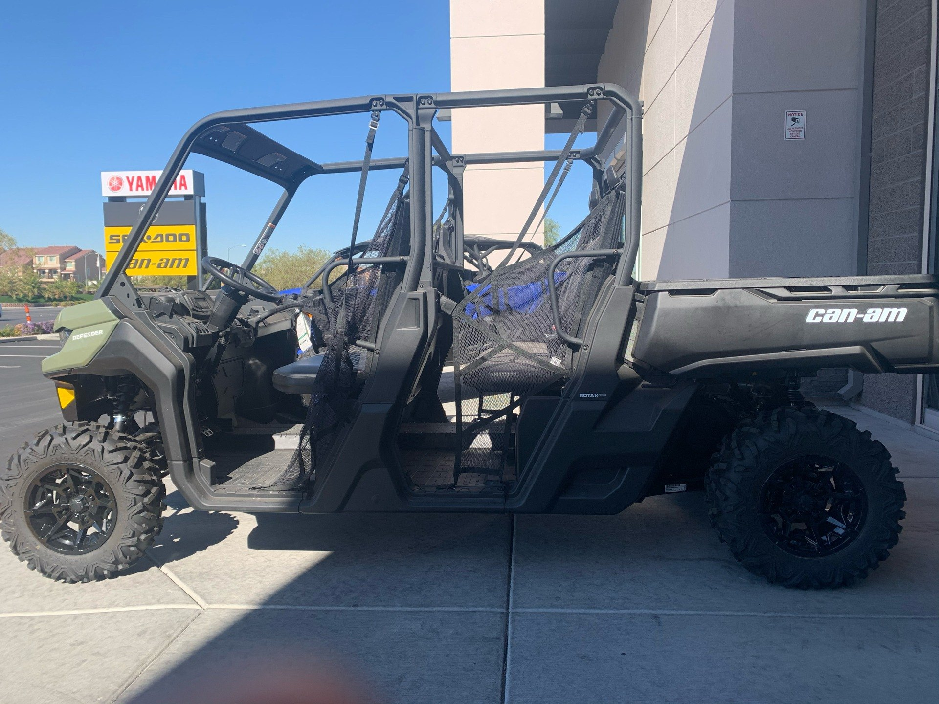 2021 Can-Am Defender MAX HD8 in Las Vegas, Nevada - Photo 5