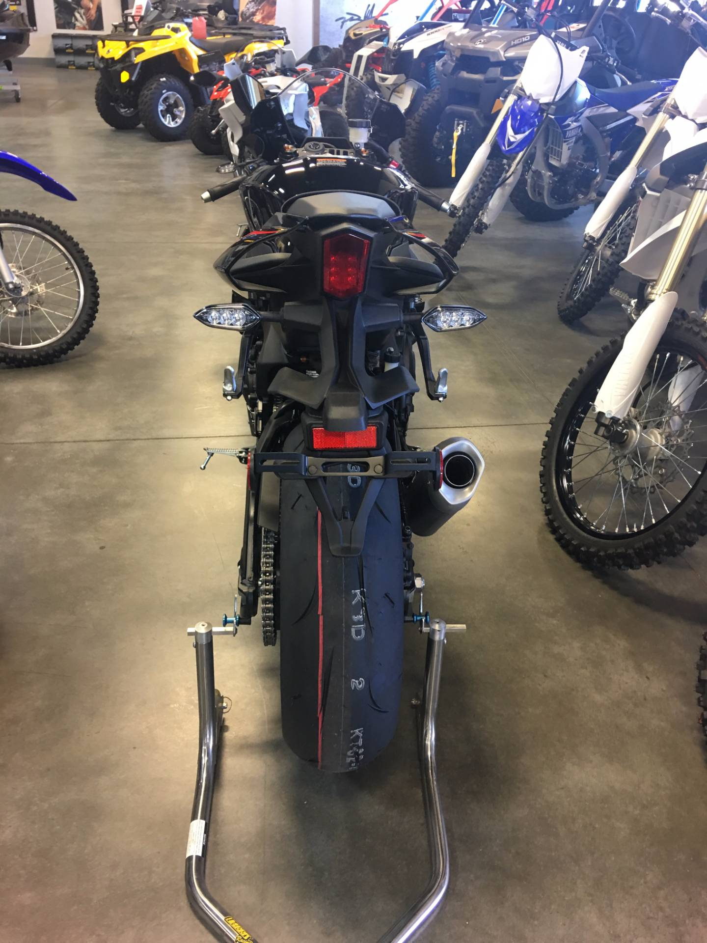 2017 Yamaha YZF-R1 in Las Vegas, Nevada