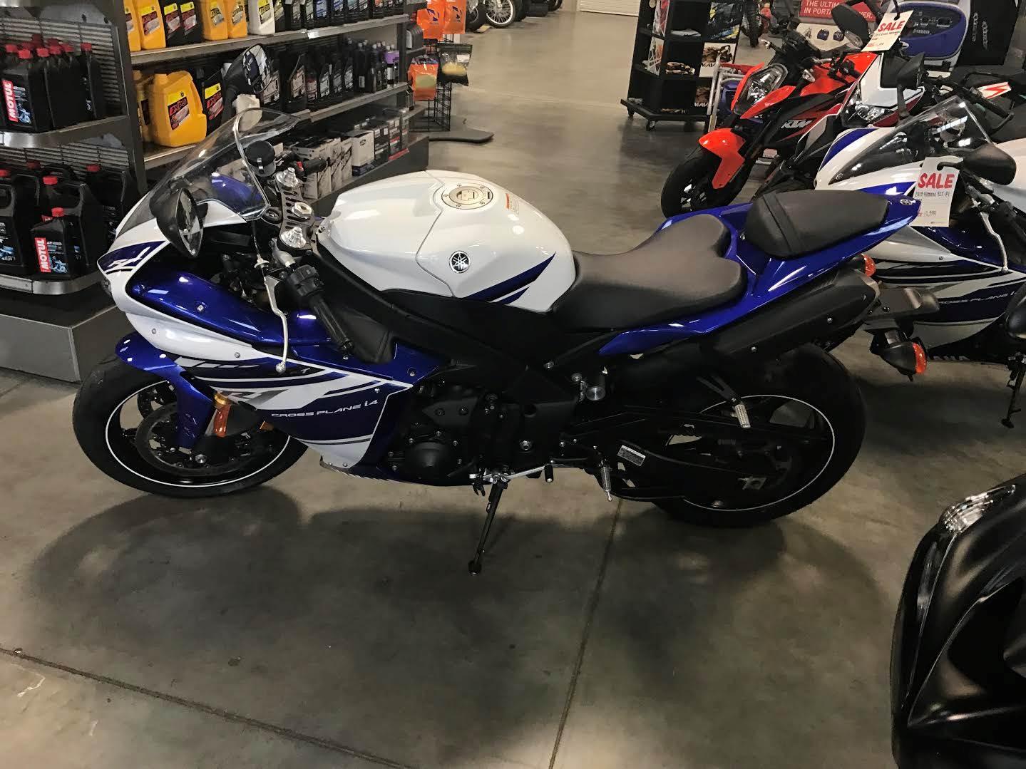 2014 Yamaha YZF-R1 in Las Vegas, Nevada
