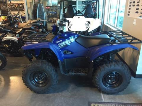 2016 Yamaha Grizzly EPS in Las Vegas, Nevada