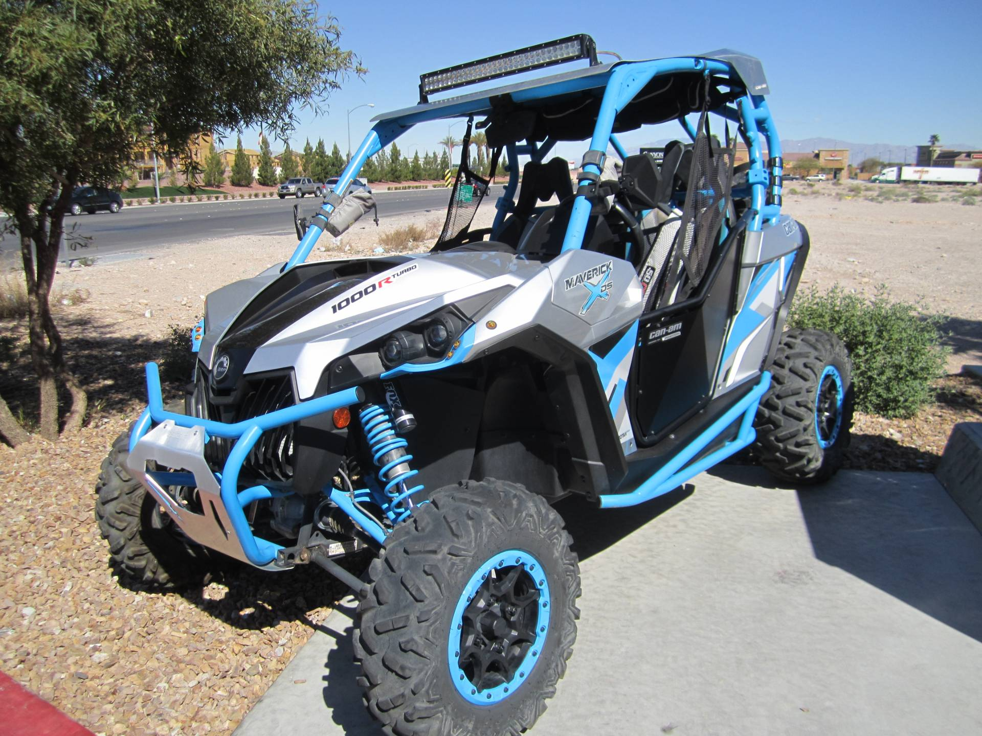2016 Can-Am Maverick X ds Turbo in Las Vegas, Nevada