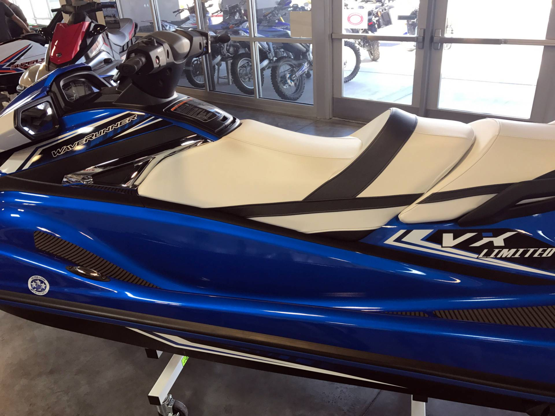 2017 Yamaha VX Limited in Las Vegas, Nevada