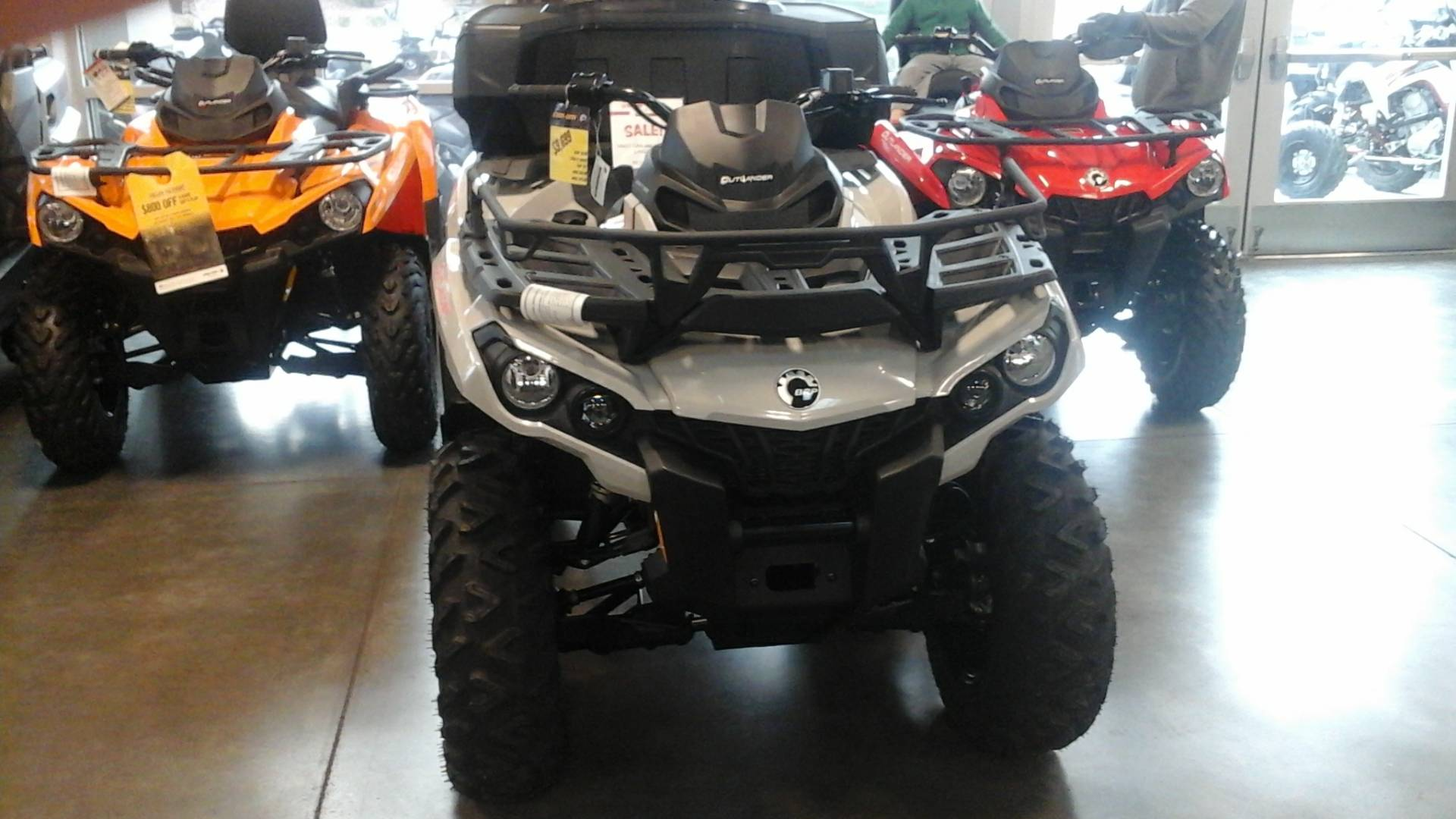 2017 Can-Am Outlander DPS 650 in Las Vegas, Nevada