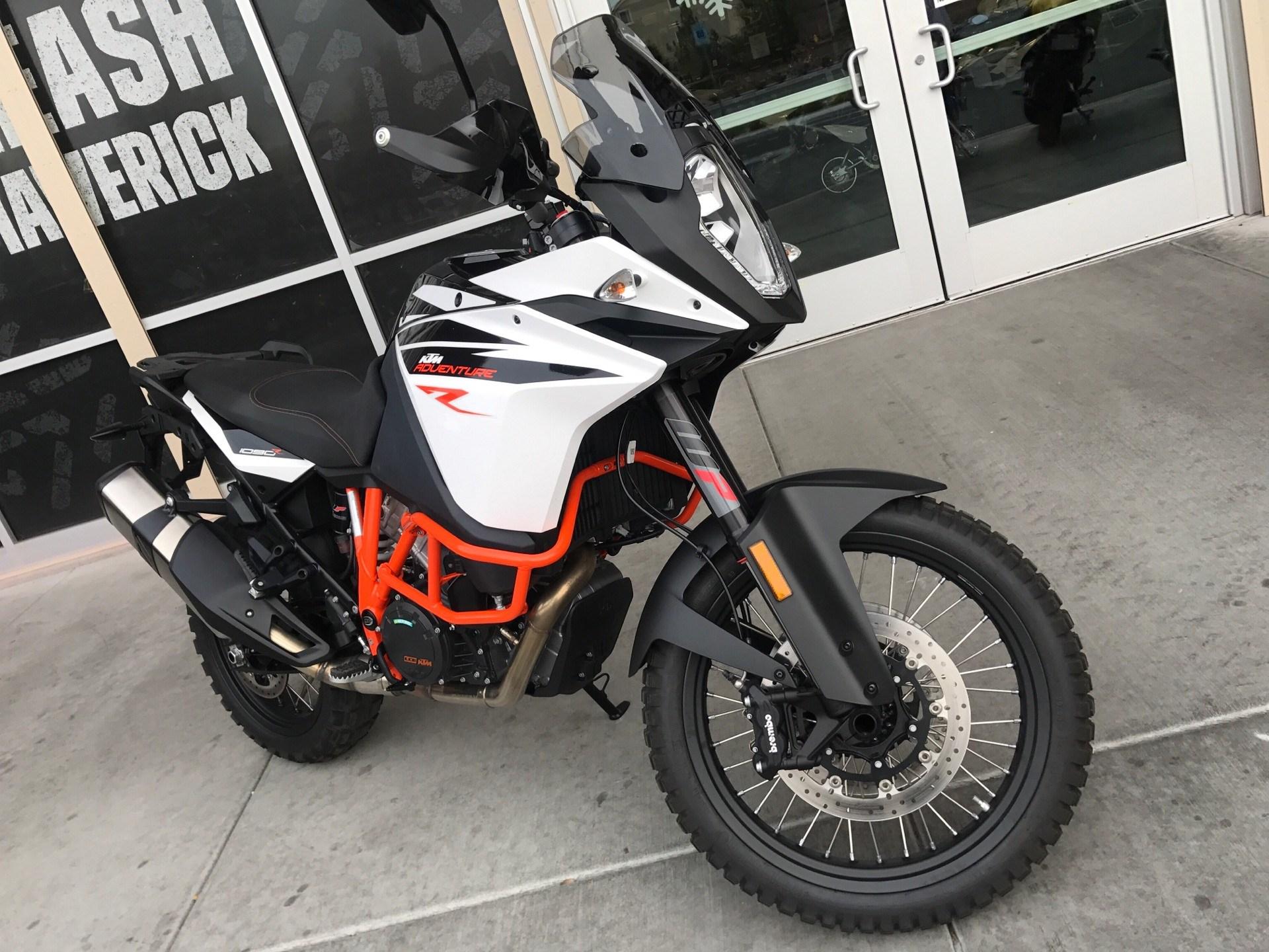 2018 KTM 1090 Adventure R for sale 5295