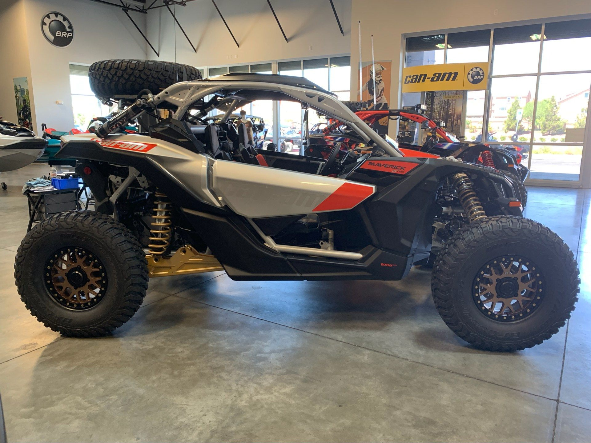 2019 Can-Am Maverick X3 X rs Turbo R in Las Vegas, Nevada - Photo 2
