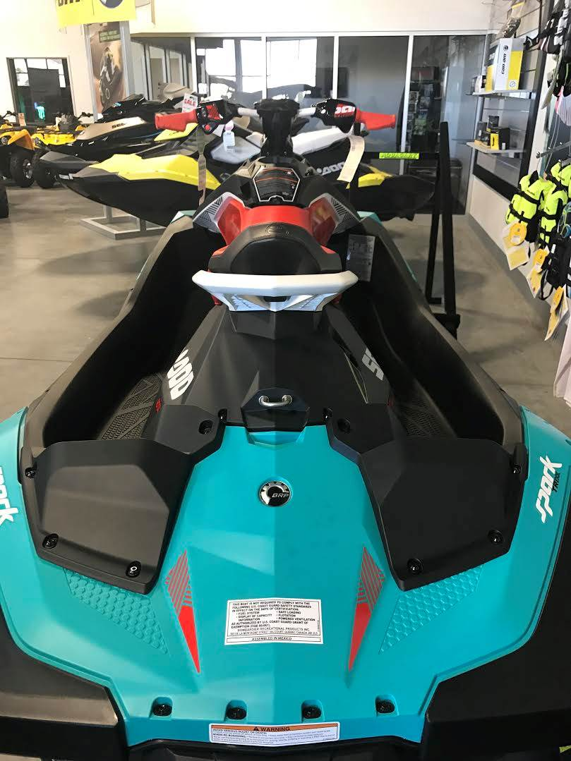 2017 Sea-Doo Spark 2up Trixx iBR in Las Vegas, Nevada