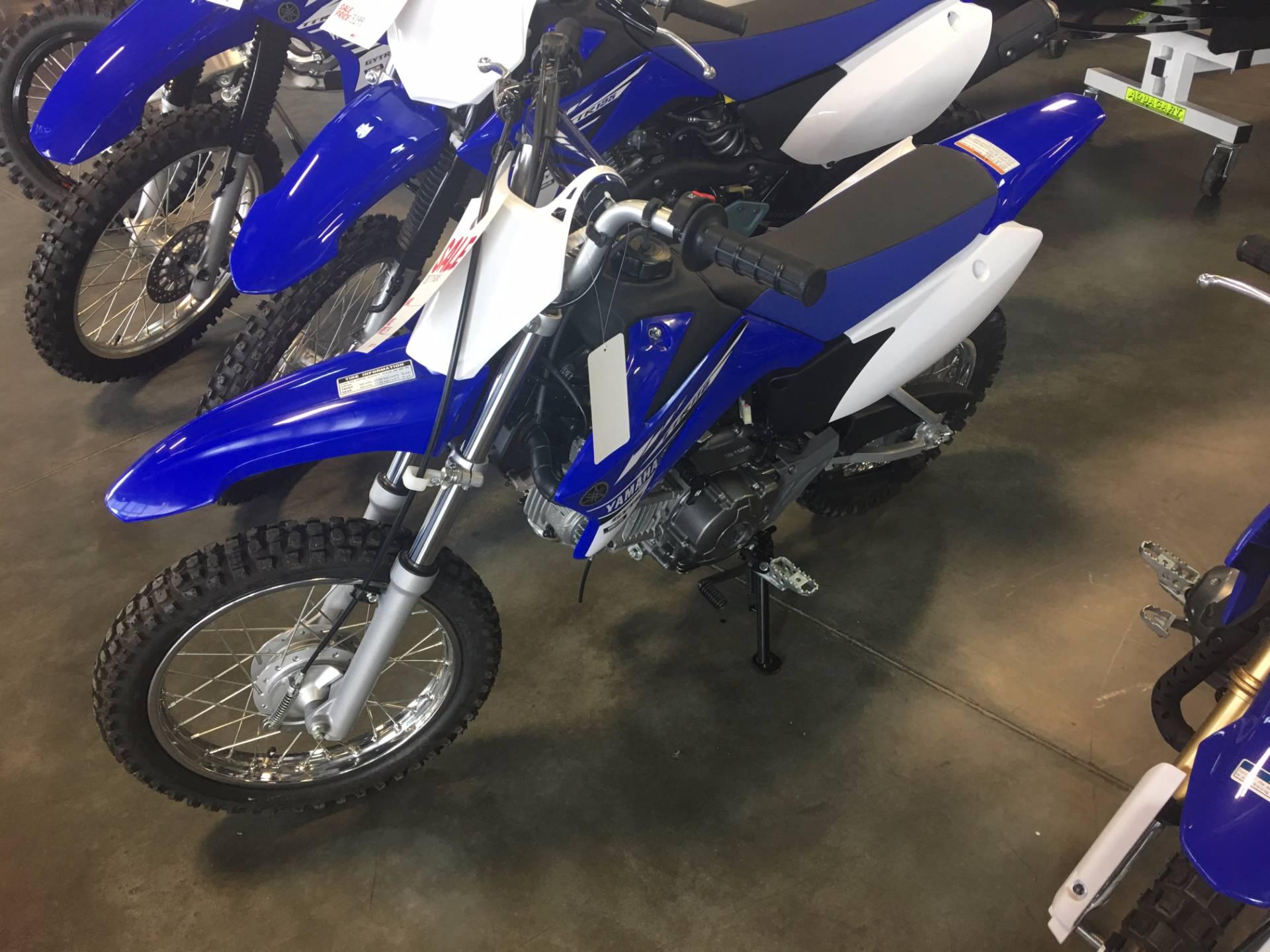 2017 Yamaha TT-R110E in Las Vegas, Nevada