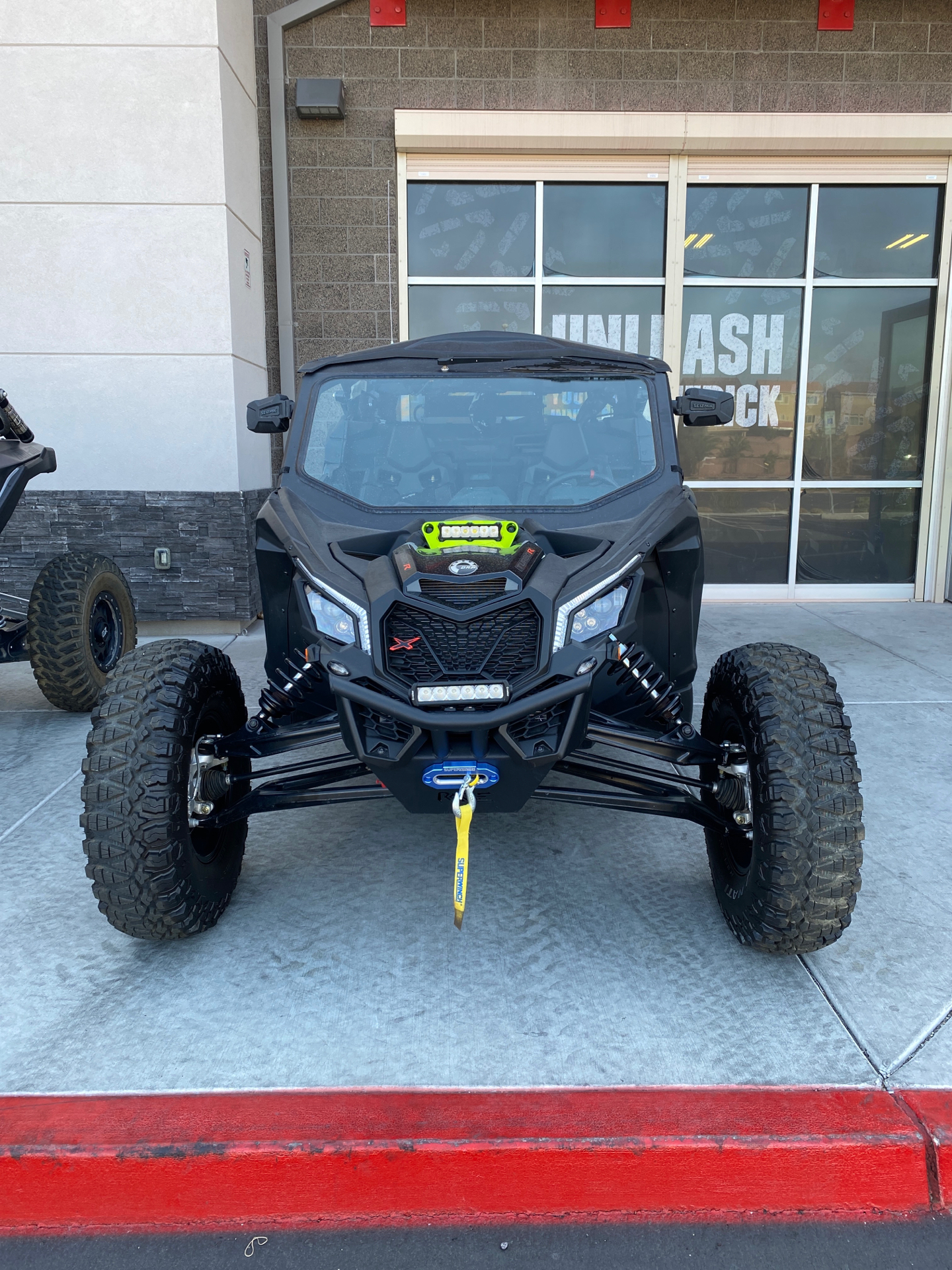 2017 Can-Am Maverick X3 X rs Turbo R in Las Vegas, Nevada - Photo 1