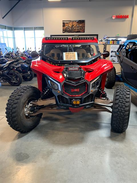 2017 Can-Am Maverick X3 X rs Turbo R in Las Vegas, Nevada - Photo 2