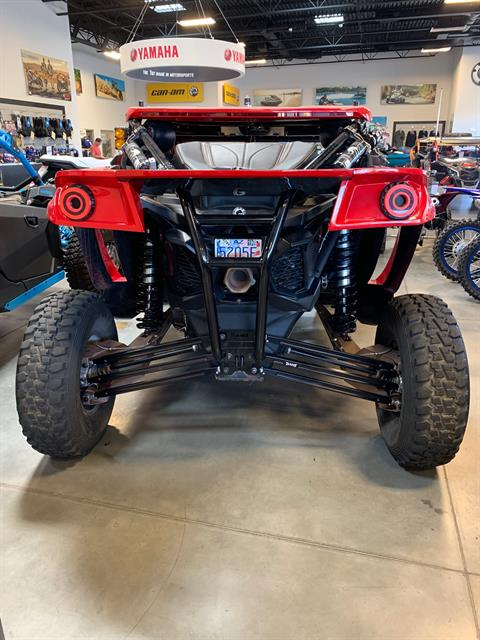 2017 Can-Am Maverick X3 X rs Turbo R in Las Vegas, Nevada - Photo 4