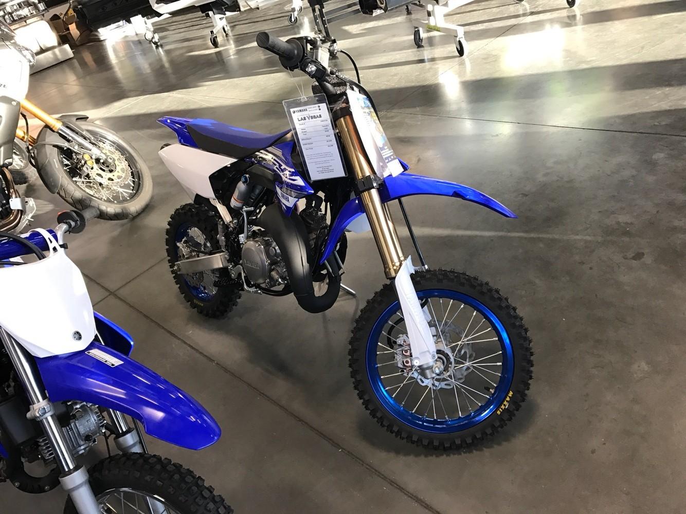 2018 Yamaha YZ65 for sale 5633