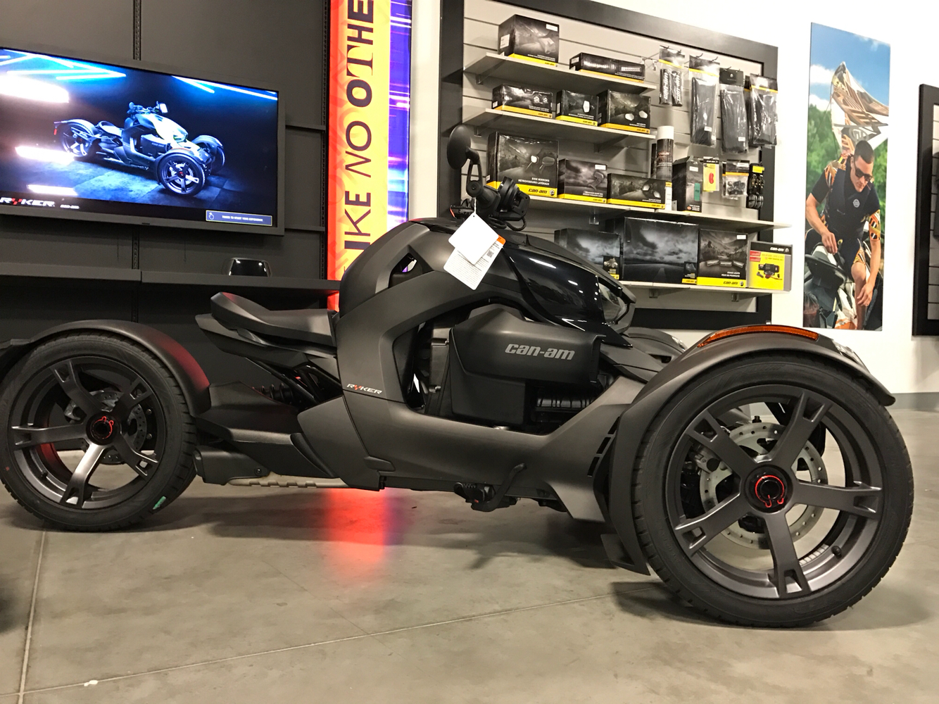 2019 Can-Am Ryker 900 ACE in Las Vegas, Nevada