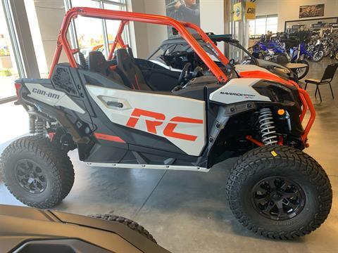 2021 Can-Am Maverick Sport X RC 1000R in Las Vegas, Nevada - Photo 3