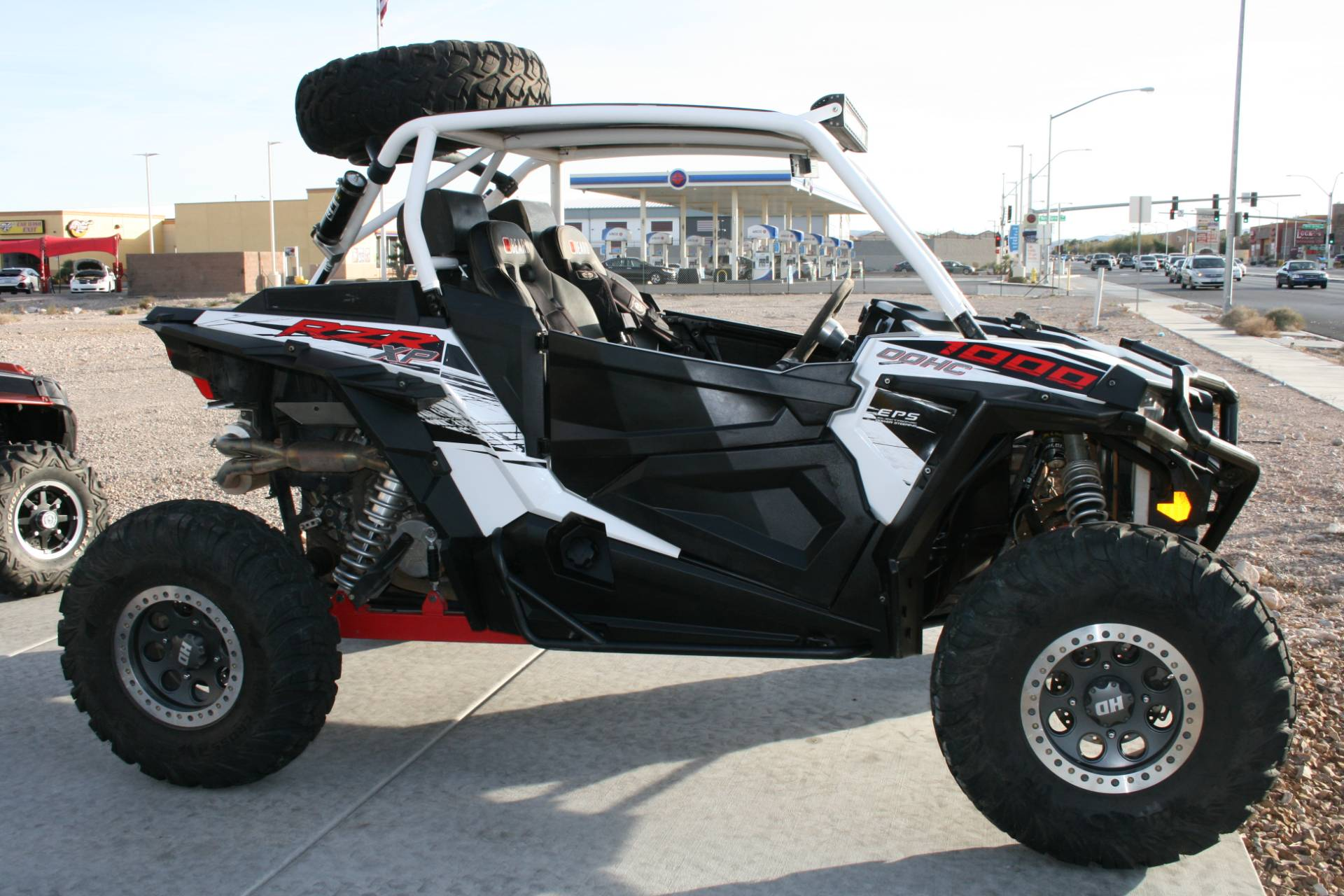 2014 Polaris RZR XP 1000 EPS for sale 116600
