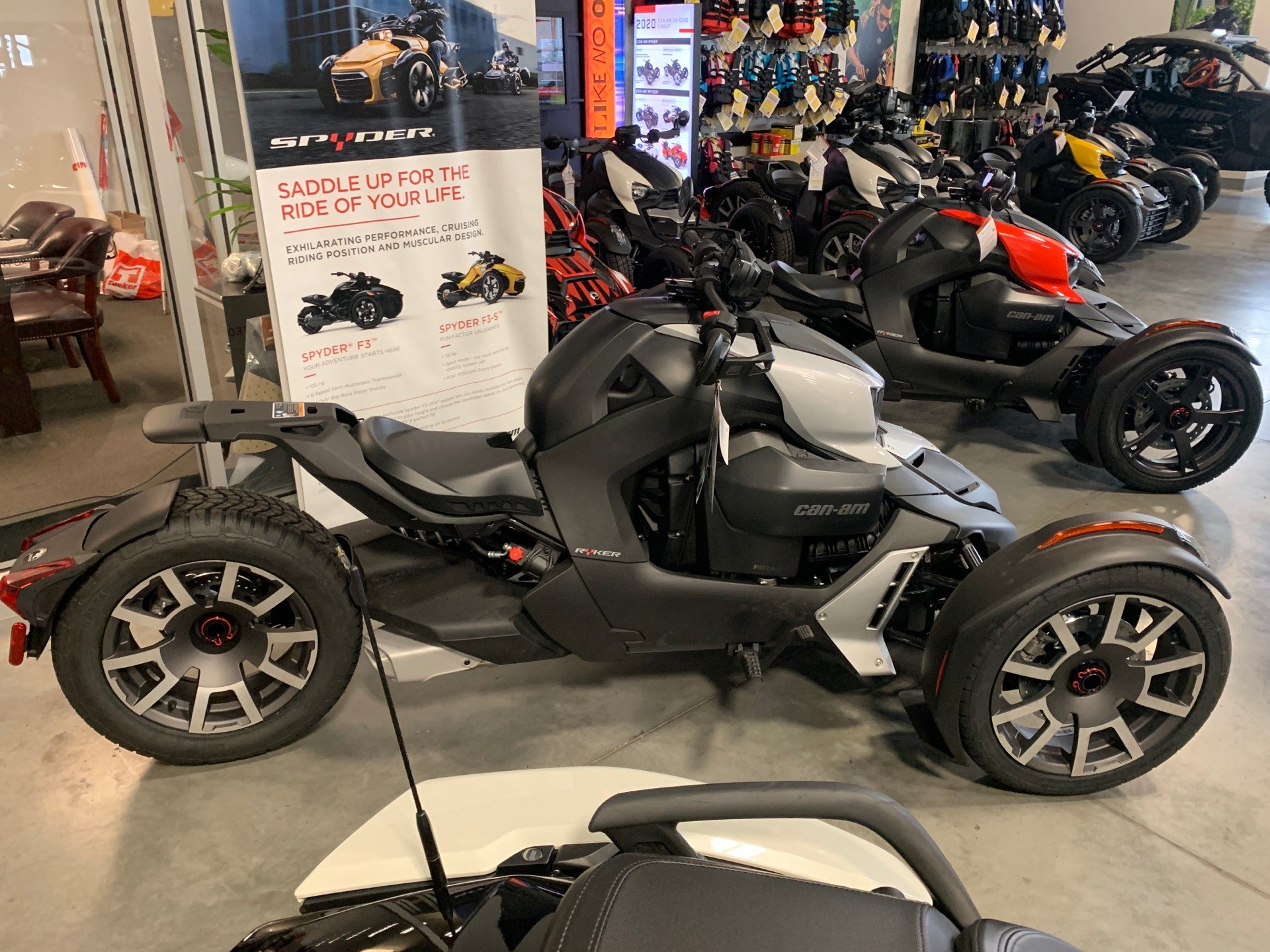 2020 Can-Am Ryker Rally Edition in Las Vegas, Nevada - Photo 1