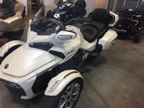 2017 Can-Am Spyder F3 Limited in Las Vegas, Nevada