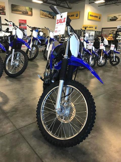 2017 Yamaha TT-R125LE in Las Vegas, Nevada