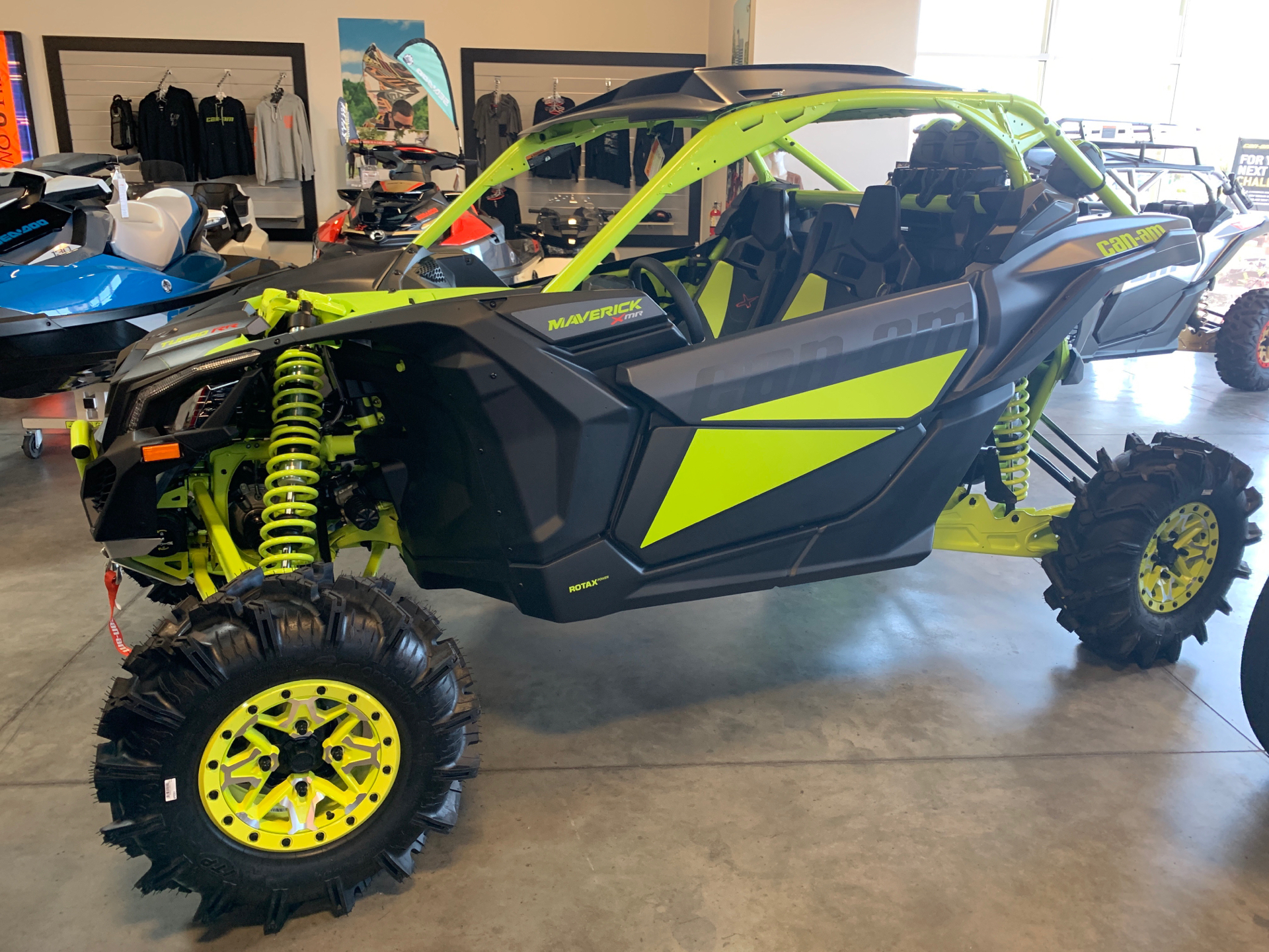 2020 Can-Am Maverick X3 X MR Turbo RR in Las Vegas, Nevada - Photo 3