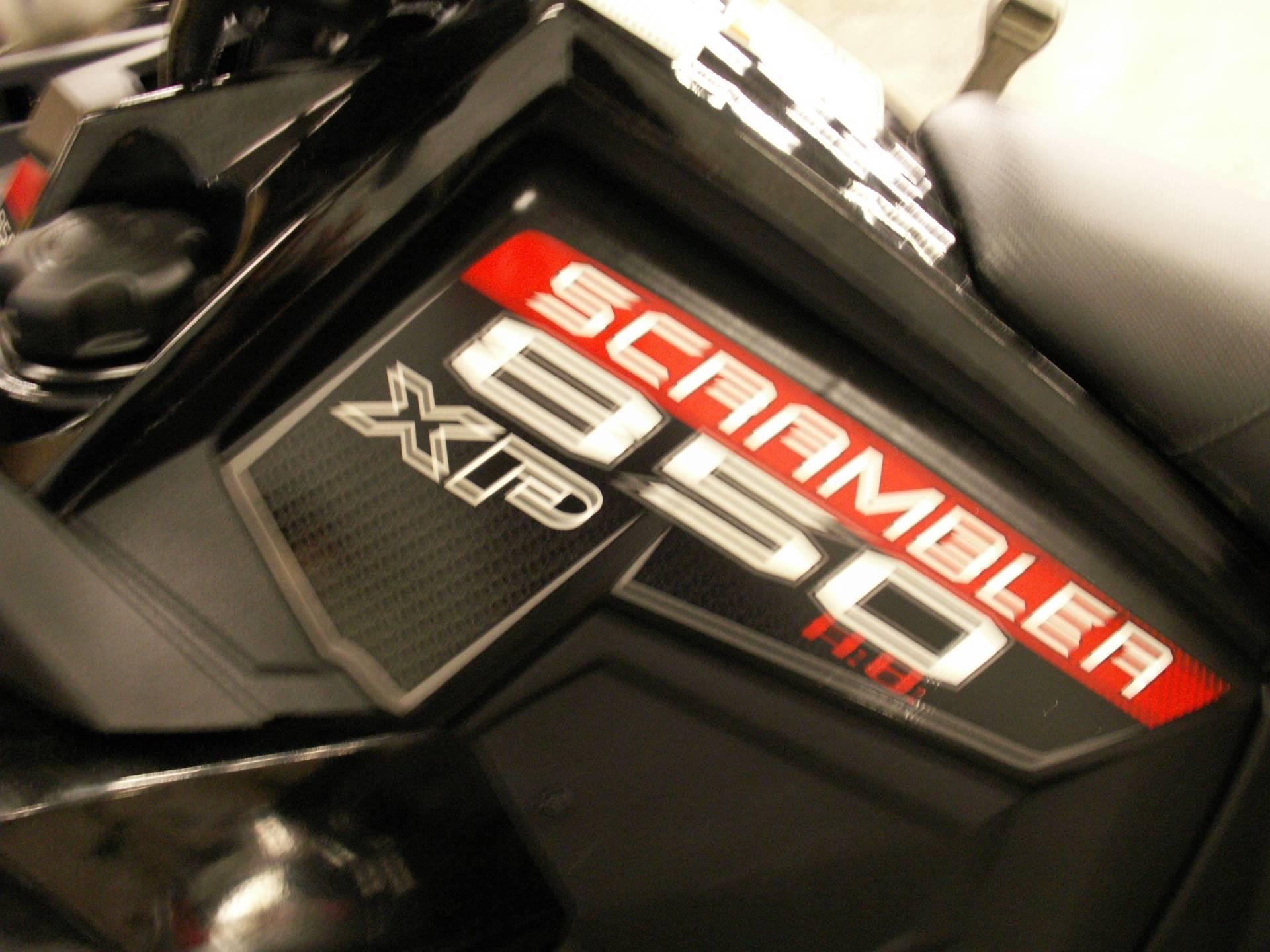 2013 Polaris Scrambler® XP 850 H.O. EPS LE in Hermitage, Pennsylvania