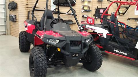 2017 Polaris Ace 150 EFI in Hermitage, Pennsylvania