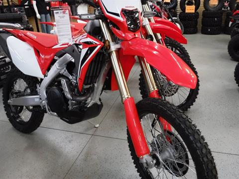 2020 Honda CRF450L in Hermitage, Pennsylvania - Photo 1