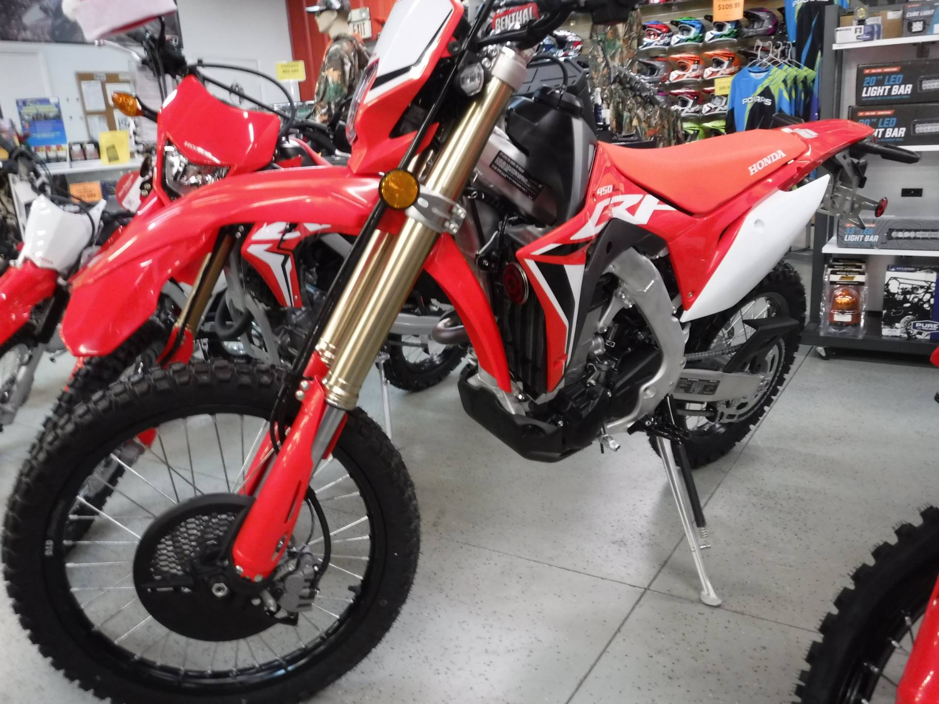 2020 Honda CRF450L in Hermitage, Pennsylvania - Photo 3