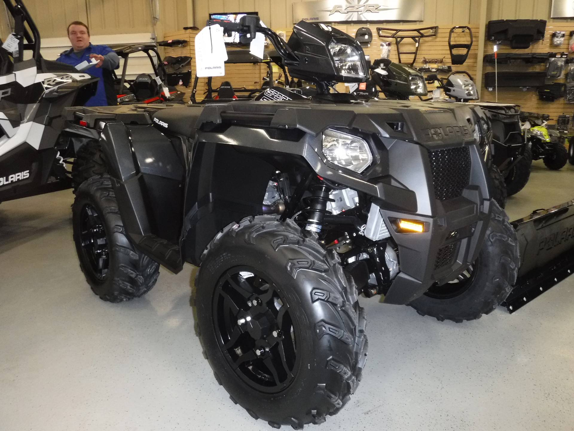 2019 Polaris Sportsman 570 SP in Hermitage, Pennsylvania - Photo 4