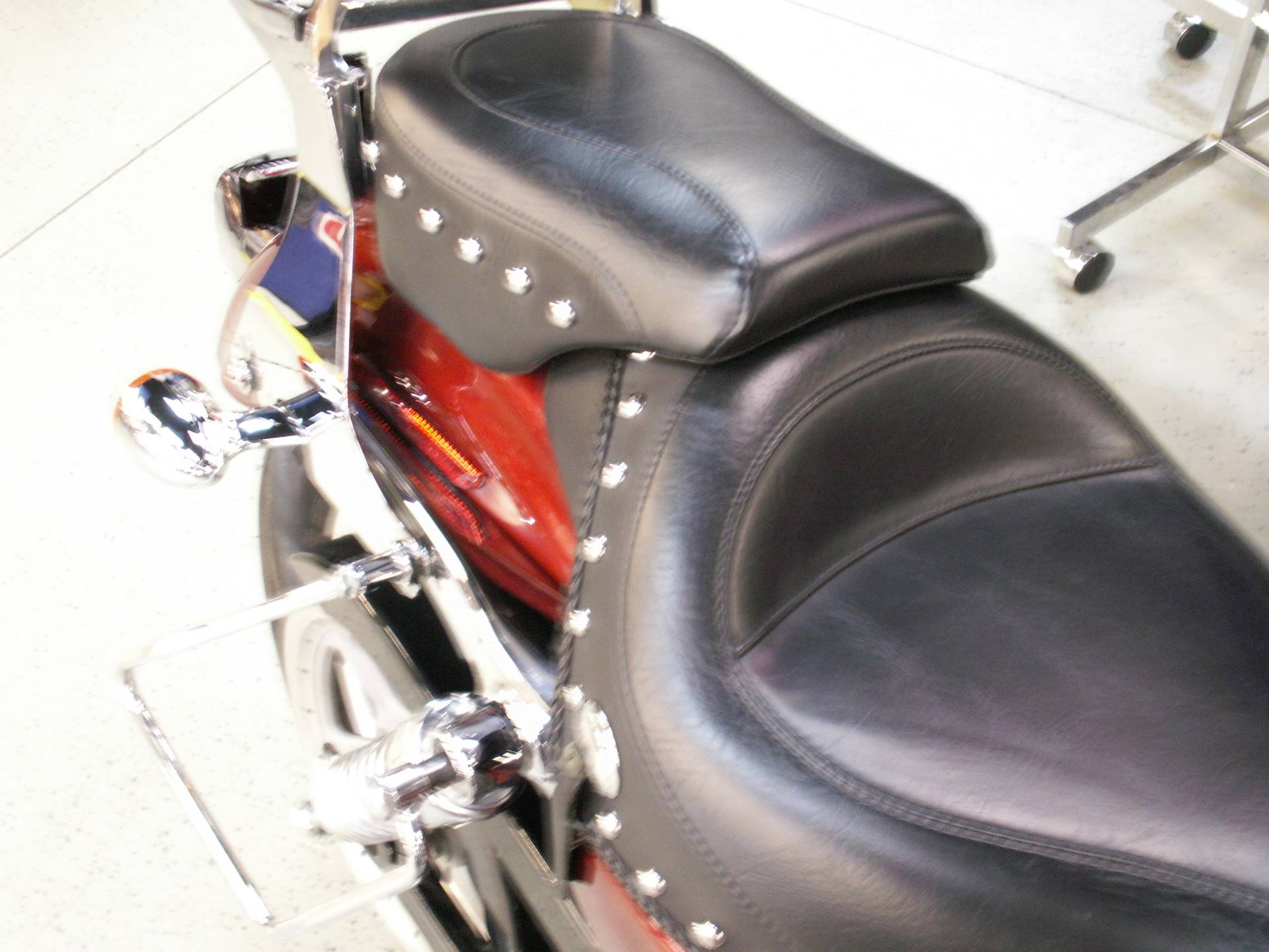 2009 Harley-Davidson Sportster 883 Custom 2