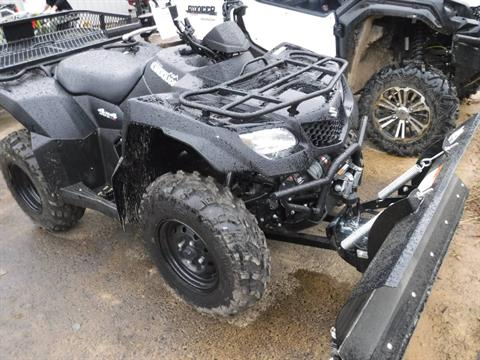 2017 Suzuki KingQuad 400ASi Special Edition in Hermitage, Pennsylvania - Photo 1