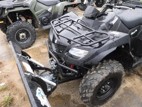 2017 Suzuki KingQuad 400ASi Special Edition in Hermitage, Pennsylvania - Photo 2
