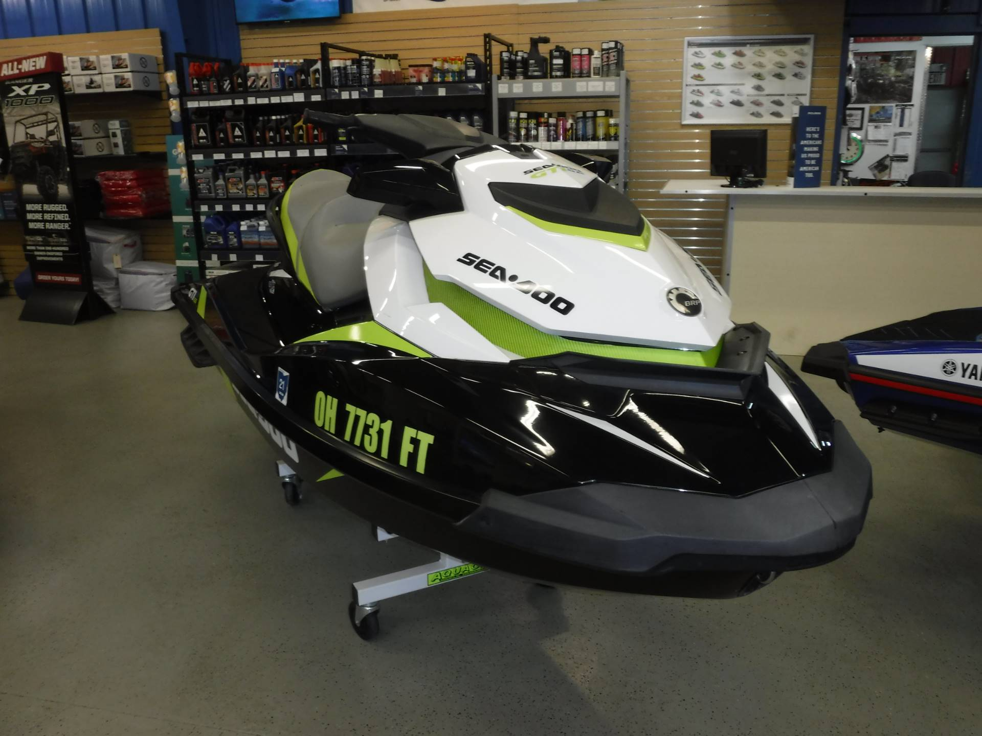2017 Sea-Doo GTI SE 155 in Hermitage, Pennsylvania - Photo 1