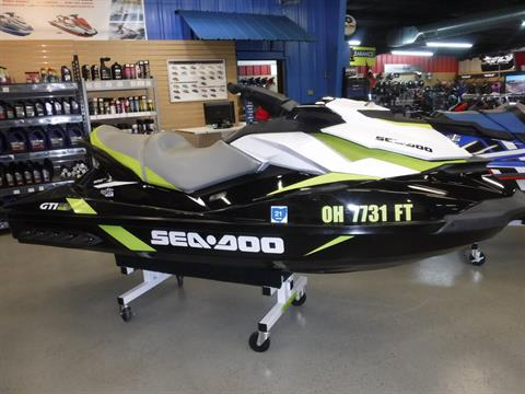 2017 Sea-Doo GTI SE 155 in Hermitage, Pennsylvania - Photo 2