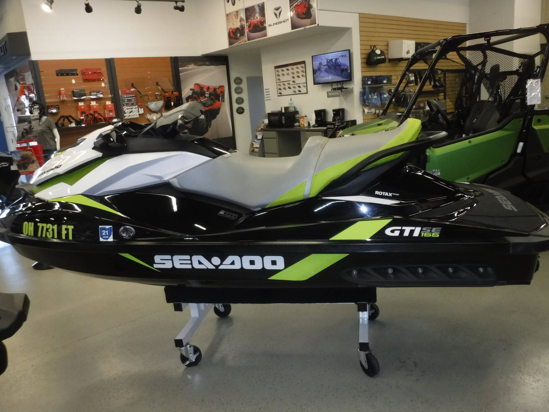 2017 Sea-Doo GTI SE 155 in Hermitage, Pennsylvania - Photo 3