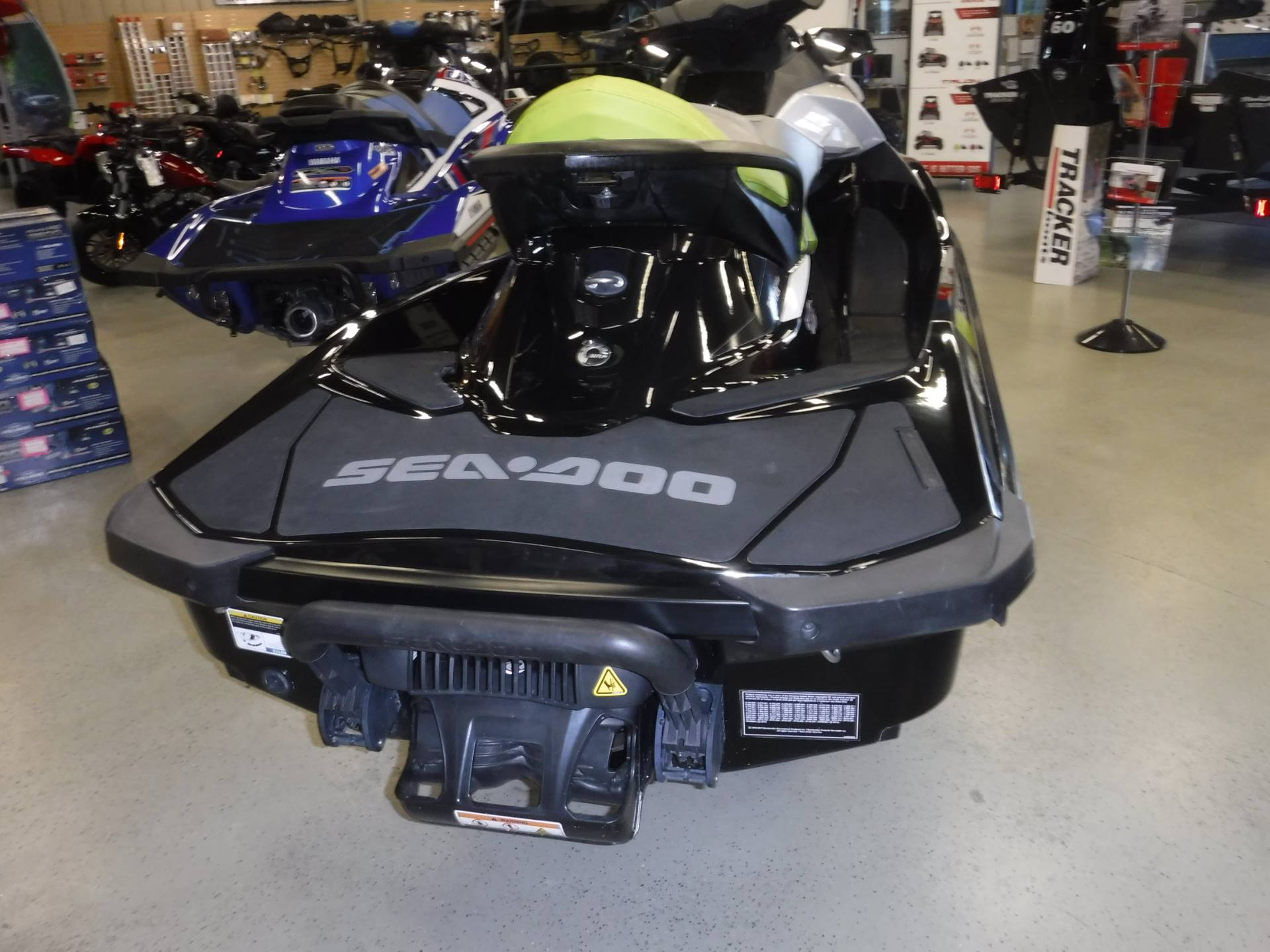 2017 Sea-Doo GTI SE 155 in Hermitage, Pennsylvania - Photo 4
