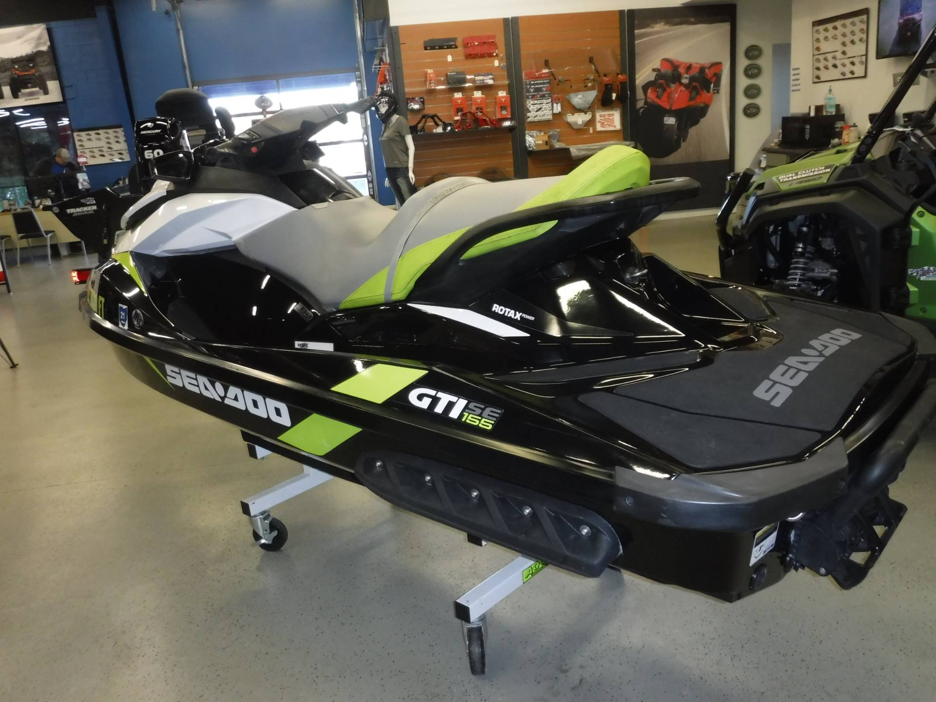 2017 Sea-Doo GTI SE 155 in Hermitage, Pennsylvania - Photo 5