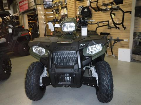 2019 Polaris Sportsman 450 H.O. in Hermitage, Pennsylvania - Photo 5