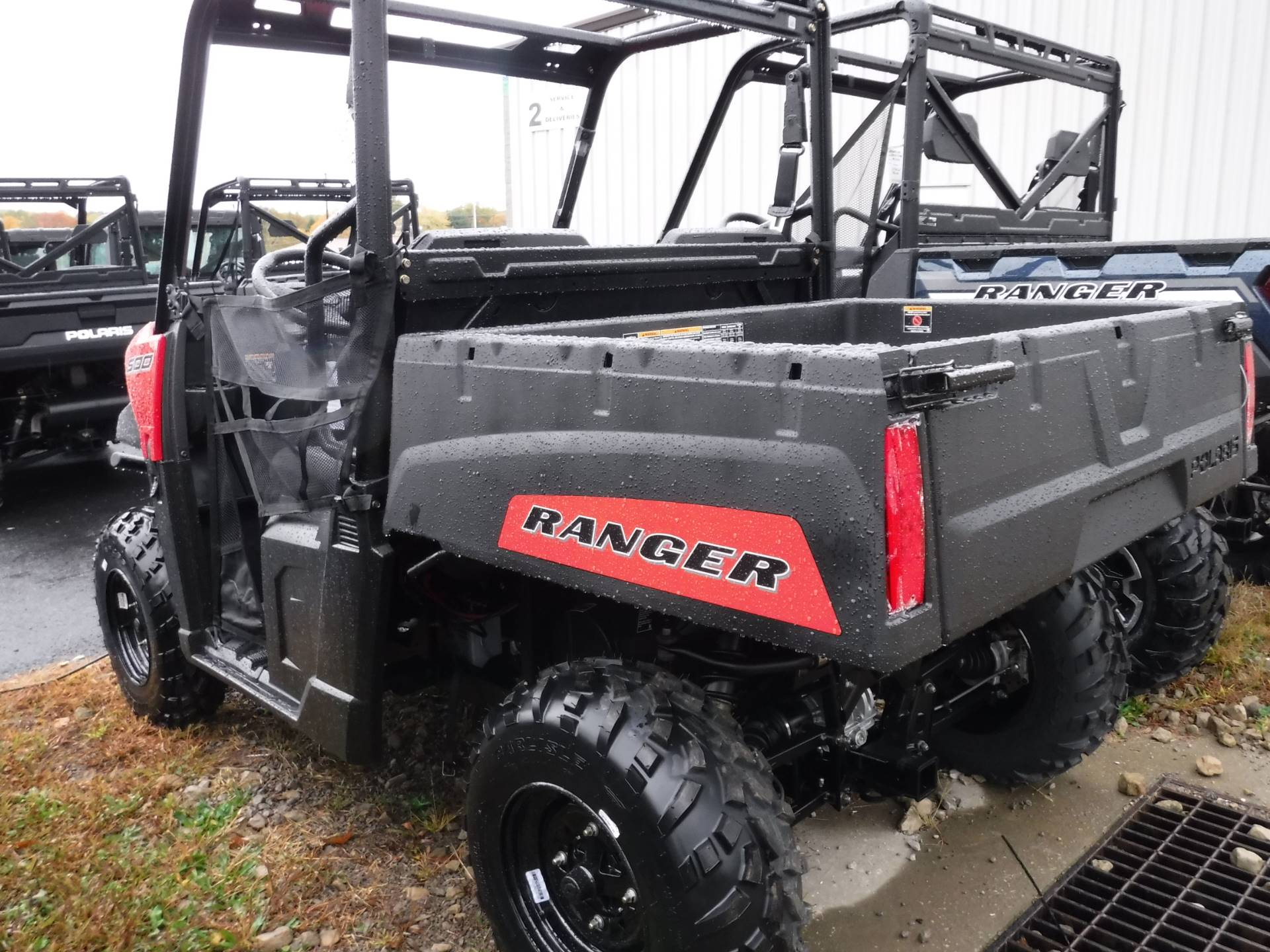 2020 Polaris Ranger 500 in Hermitage, Pennsylvania - Photo 5