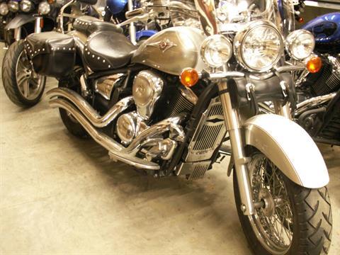 2008 Kawasaki Vulcan® 900 Classic LT in Hermitage, Pennsylvania