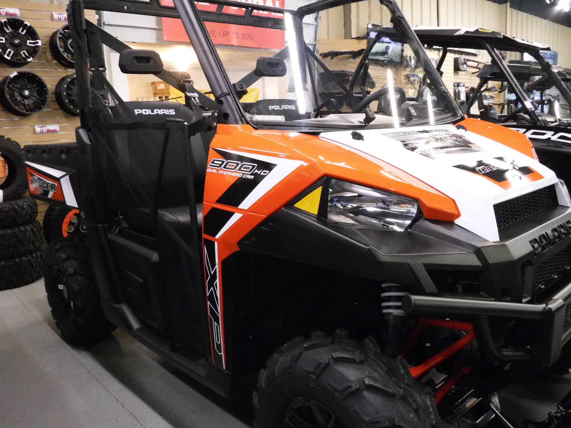 2019 Polaris Ranger XP 900 EPS in Hermitage, Pennsylvania - Photo 3