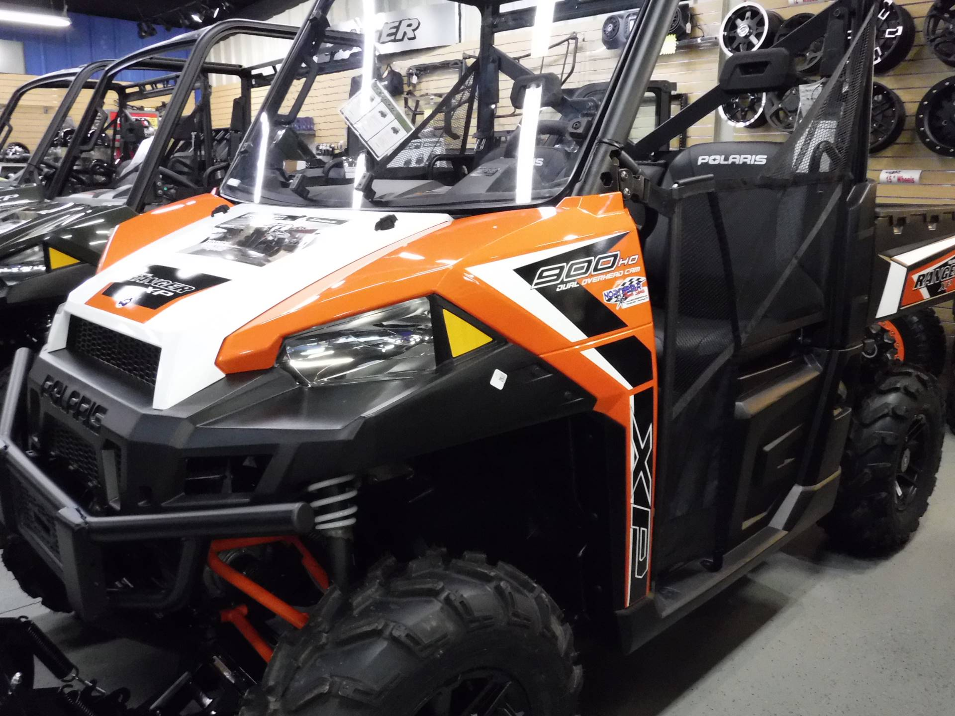 2019 Polaris Ranger XP 900 EPS in Hermitage, Pennsylvania - Photo 8