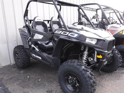 2019 Polaris RZR S 900 EPS in Hermitage, Pennsylvania - Photo 1